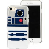Tribe Star Wars R2D2, kryt pro iPhone 6s / 7 - bílý