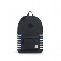 Herschel Offset Heritage, batoh na MacBook - černý