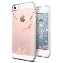 Spigen Liquid Air - kryt pro iPhone SE/5s/5 - shine blossom