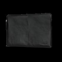 """dBramante kožený obal Paris - MacBook 12"""", černý"""