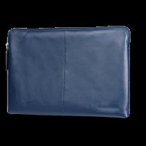 """dBramante kožený obal Paris - MacBook Pro 15"""", půlnočně modrý"""