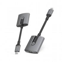 Adam Elements CASA H01 - redukce USB-C na HDMI - vesmírně šedá