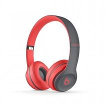 Sluchátka Beats Solo2 Wireless na uši, Active Collection – červená