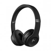 Sluchátka Beats Solo3 Wireless na uši – černá mp582zm/a