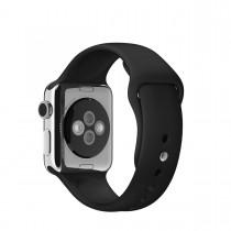 Apple 38mm černý sportovní řemínek