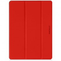 MACALLY Protective Case for iPad Pro 12.9'' - Red