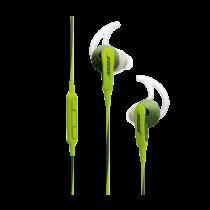 Bose Soundsport in-ear sportovní sluchátka, zelená
