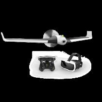 Parrot Disco FPV, dron s dálkovým ovladačem a virtuálními brýlemi