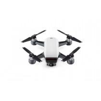 DJI Spark Fly More Combo, inteligentní dron v balení s vysílačem  - bílý