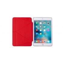 Momax Smartcase, kryt pro iPad mini 4 - červený