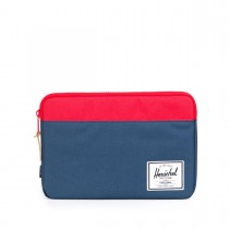 "Herschel - Anchor Sleeve MacBook 12"" - Navy Red"