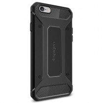 Spigen Rugged Armor pro iPhone 6/6s – černý