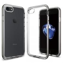 Spigen Neo Hybrid Crystal - tenký kryt pro iPhone 7, šedý