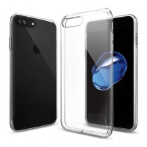 Kryt na iPhone 7 Plus Spigen Liquid Crystal - průhledný