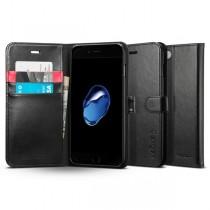 Spigen Wallet S pouzdro pro iPhone 7 Plus, černé