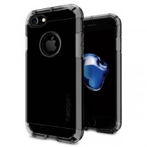 Spigen Tough Armor, odolný kryt pro iPhone 7 - temně černý