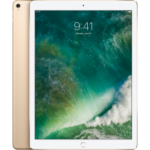 """iPad Pro 12,9"""" Wi‐Fi 256 GB – zlatý (servisovaný, nepoužitý, záruka a odpovědnost z vad 12 měsíců u iSTYLE)"""