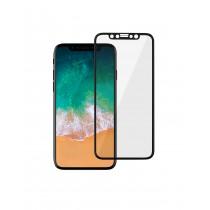 Ochranné sklo EPICO 3D+ - iPhone X - černé