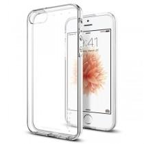 Spigen - ultra tenký kryt pro iPhone SE / 5s / 5 – průhledný