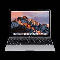"""MacBook 12"""" 512GB vesmírně šedý (rozbalené, záruka 6 měsíců)"""