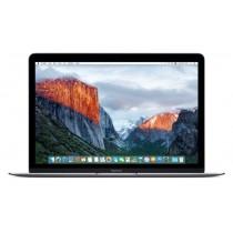 """MacBook 12"""" 256 GB vesmírně šedý 2015 (rozbalené, záruka 6 měsíců)"""
