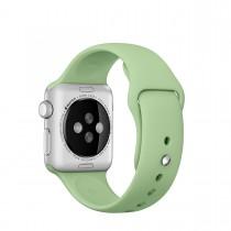 Apple 38mm mátově zelený sportovní řemínek