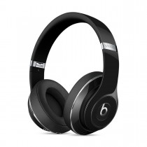 Bezdrátová sluchátka přes uši Beats by Dr. Dre Studio – leskle černá