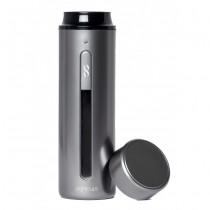 Chytrá láhev EightCups Smart Cup - stříbrná