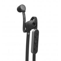 a-JAYS Four + iOS černo stříbrná sluchátka