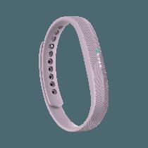 Fitbit Flex 2 - levandulový