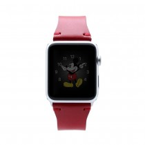 SLG D7 STRIPE for Apple Watch 42mm, Red