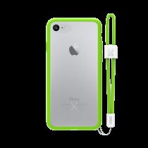 PHILO slim, ultra tenké bumper pouzdro pro iPhone 7, zelené