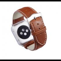 Kožený řemínek dBramante Copenhagen pro Apple Watch 38mm