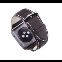 Kožený řemínek dBramante Copenhagen pro Apple Watch 42mm