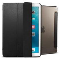 """Obal pro iPad 9,7"""" 2017 Spigen Smart Fold - kouřový"""
