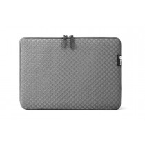 """Booq - Taipan Spacesuit sleeve for MacBook Air/Pro 13"""" - Grey"""