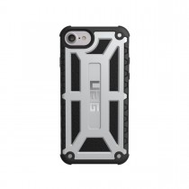 UAG - Monarch kryt pro iPhone 6/6s/7 - platinový