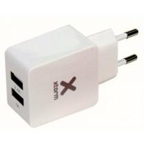 Adaptér Xtorm AC 2 x USB