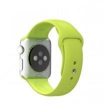 Apple 38mm zelený sportovní řemínek