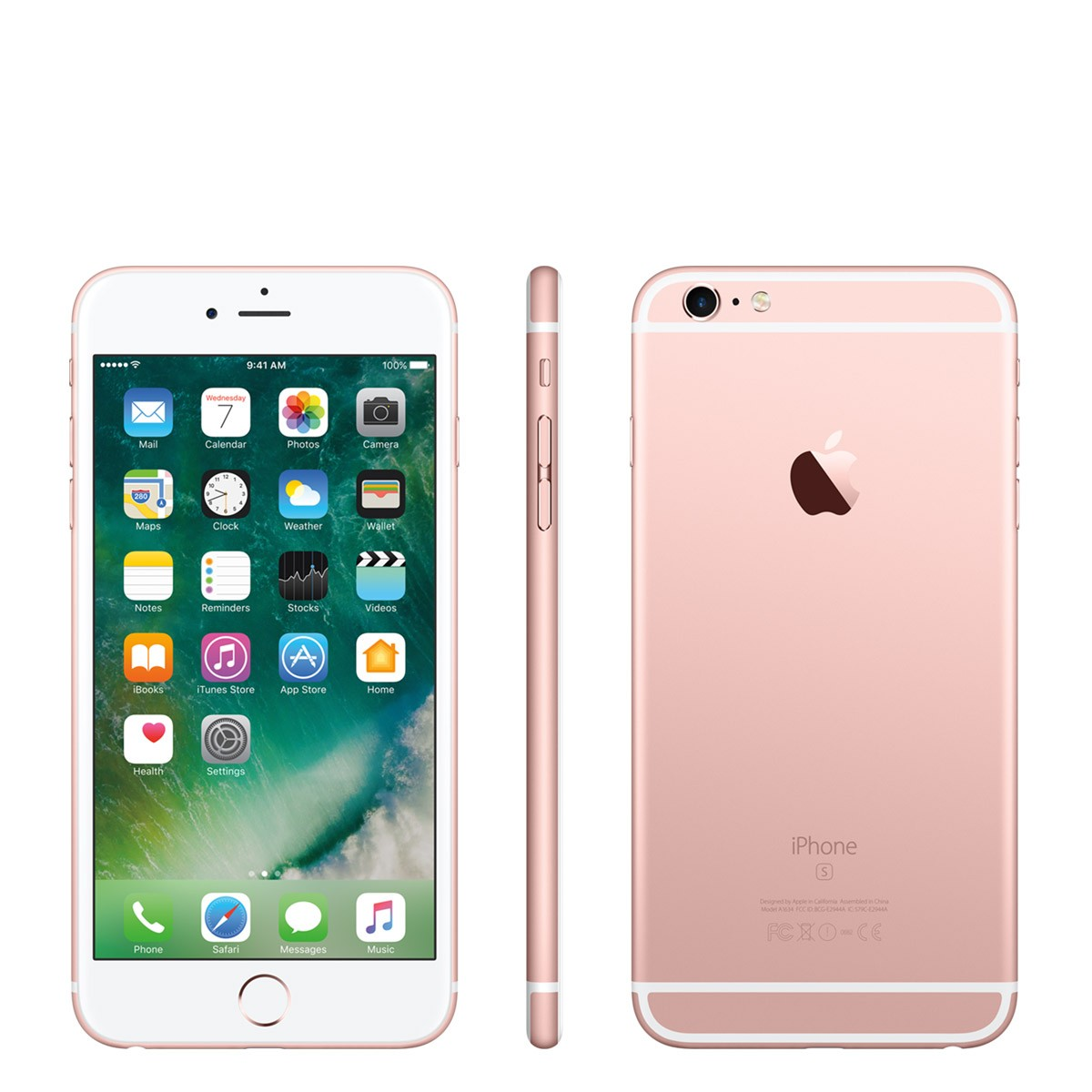 apple iphone 6s 32gb r ov zlat skladem istyle. Black Bedroom Furniture Sets. Home Design Ideas