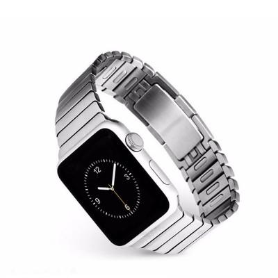 HOCO - Link Edition láncszemes fémszíj Apple Watch 38/42mm