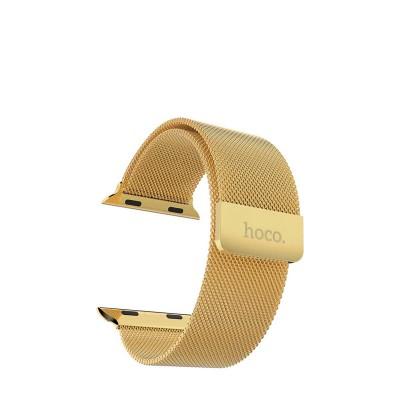 HOCO - Milanese Edition milánói szíj Apple Watch 38/42mm