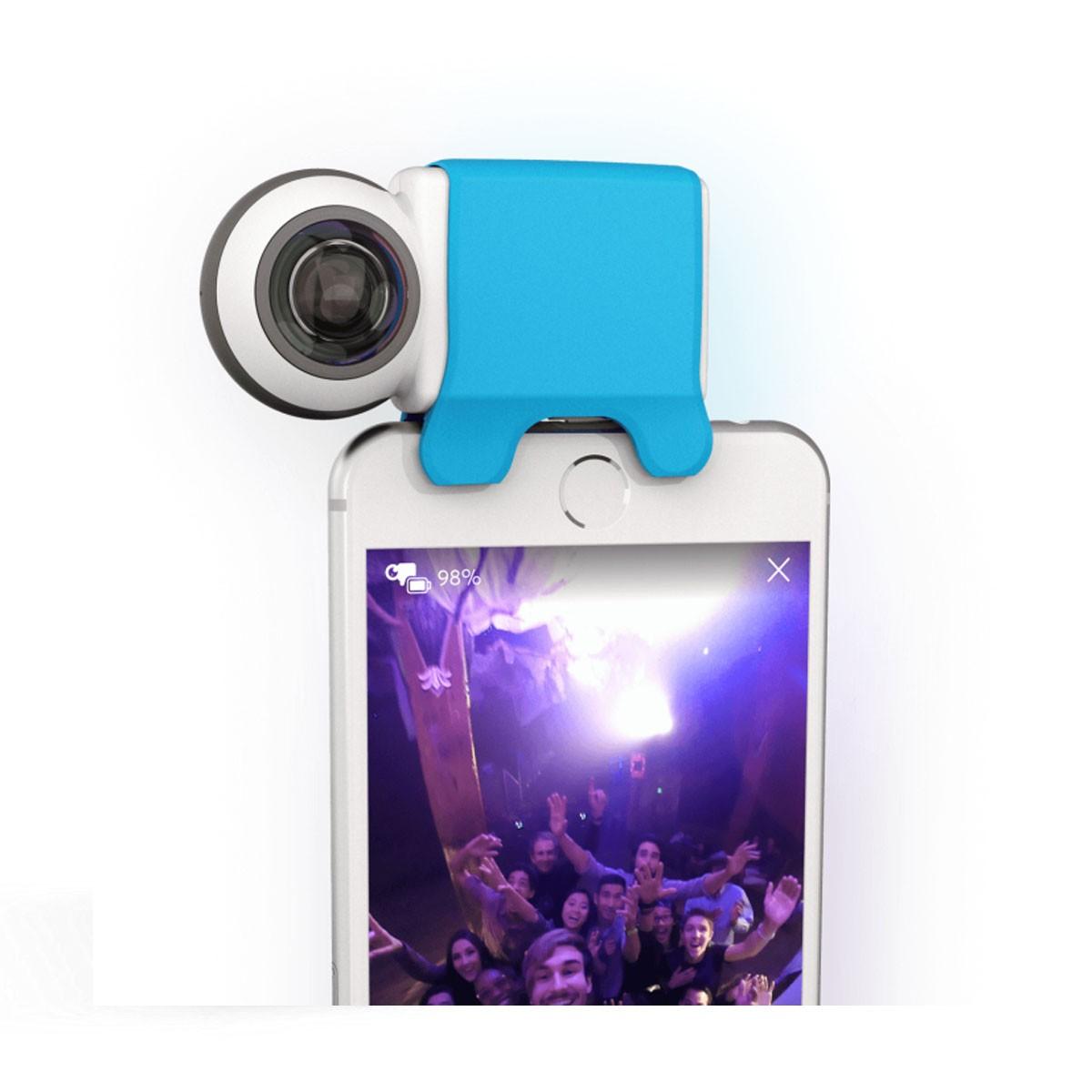 Giroptic - iO 360°-os kamera lightning csatlakozóval