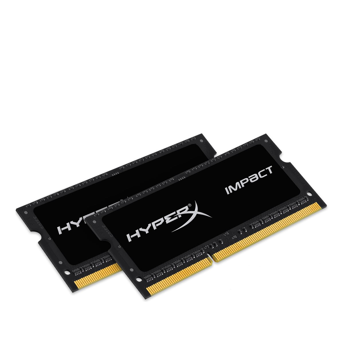 Kingston - HyperX Impact 16GB 1866MHz DDR3 - SODIMM CL11 2x8GB memória modul