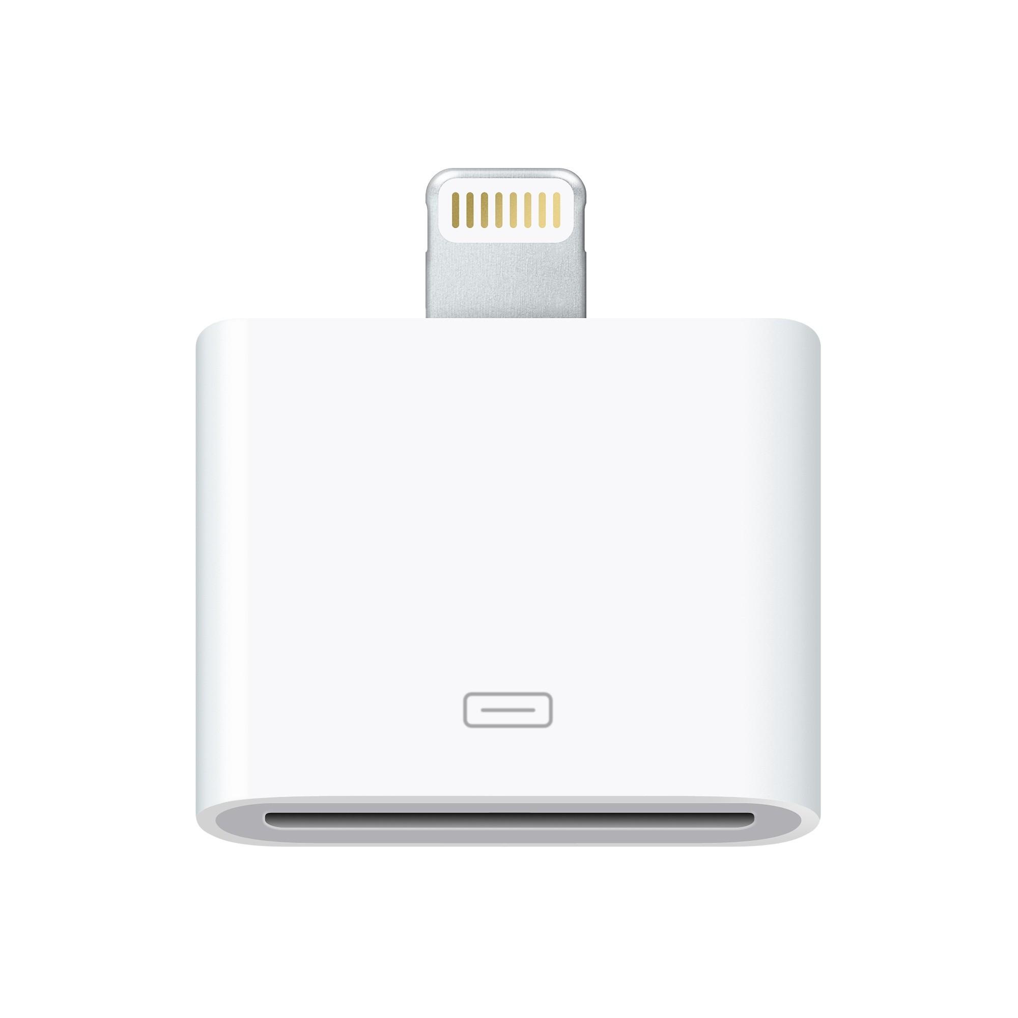 Apple - Lightning–30 tűs adapter