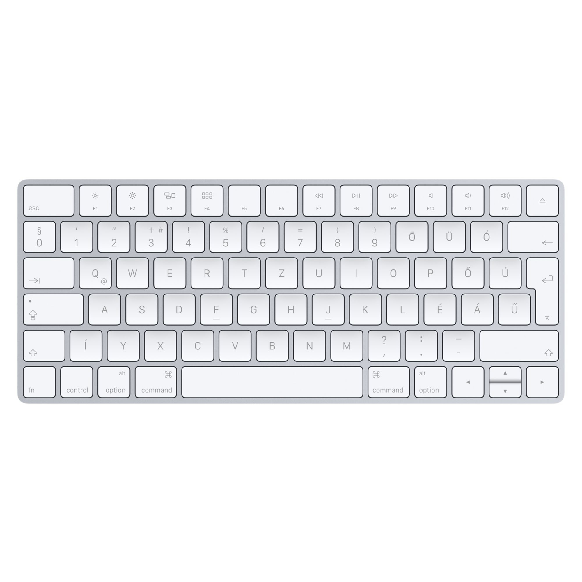 Apple Magic Keyboard – magyar