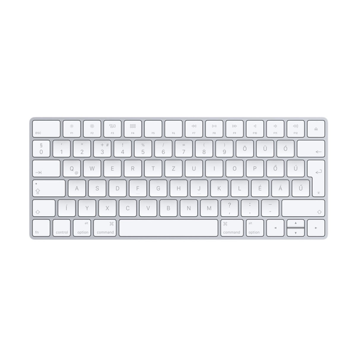 DEMO Apple Magic Keyboard - magyar