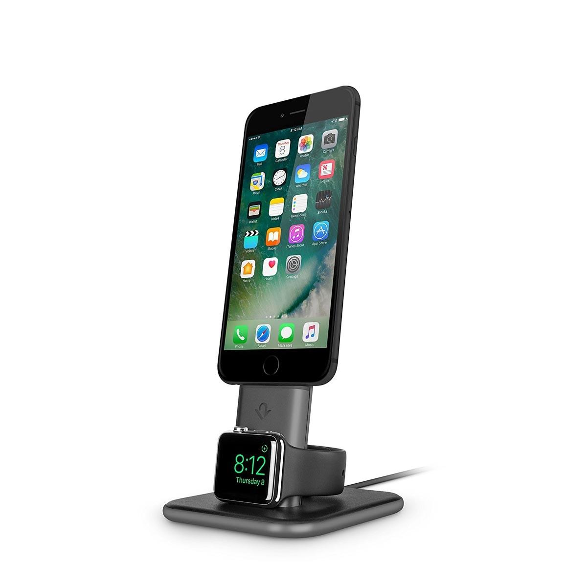 Twelve South - HiRise Duet iPhone és Apple Watch töltő állvány