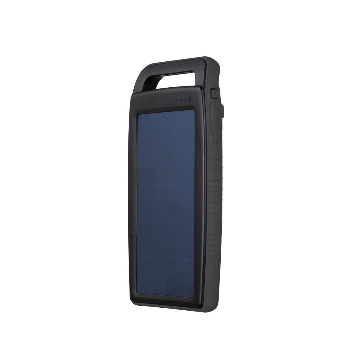 Xtorm - Hybrid Solar Bank 4x - 10000mAh napelemes külső töltő