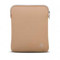 Be.ez - LA robe Tan SE Japan sleeve iPad 2,3,4 tok - Fekete / világosbarna